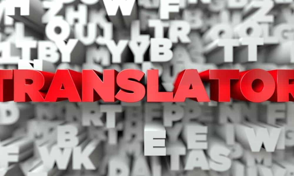 Work from Home Translator